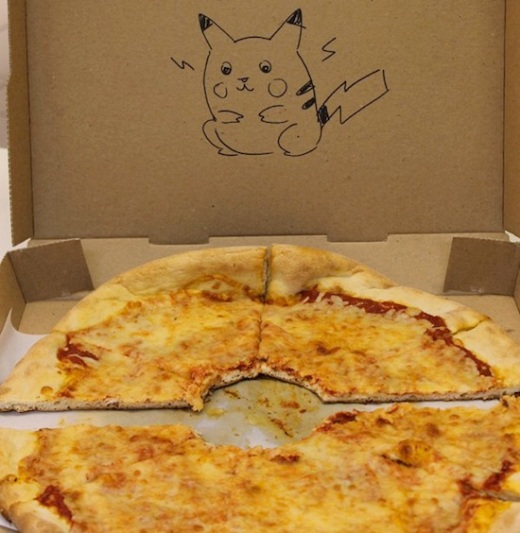 pikachu-pizza