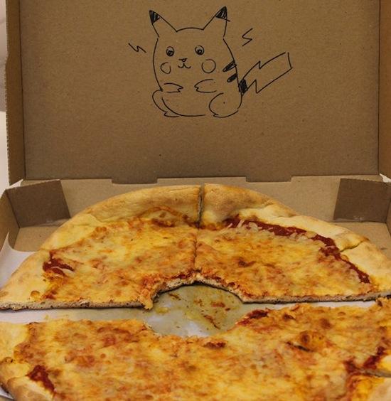 pikachu-pizza